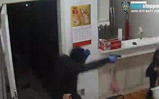 三劫匪持枪入屋抢万元 华裔女事主遭强奸