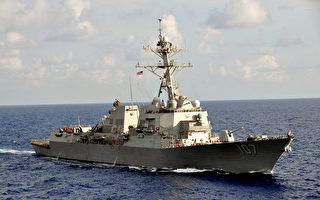 美舰巡航台海 国安局估:将逐渐成常态