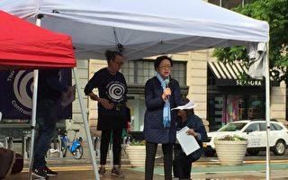 陳倩雯六月將推出法案包 爭取老年人權利