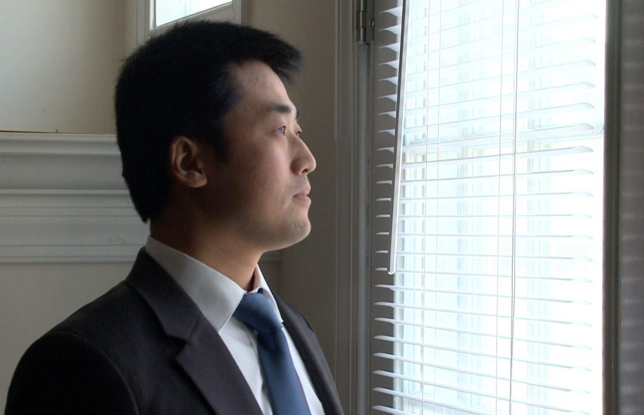 中國維權律師彭永峰修煉法輪功 見證神奇