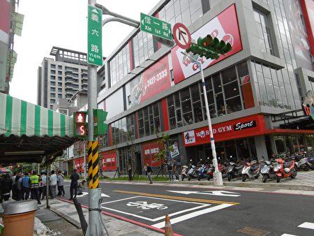 历经8个月的赶工,29日义六路终于双向通车。