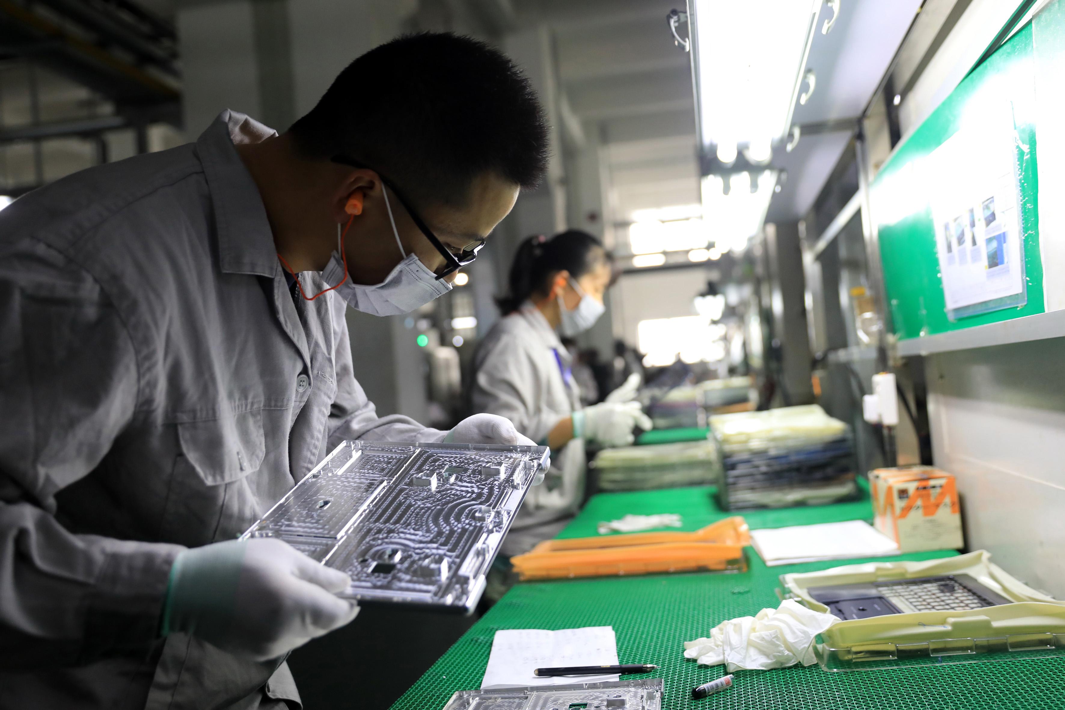 外媒:未來科技界新趨勢是「非中國製造」