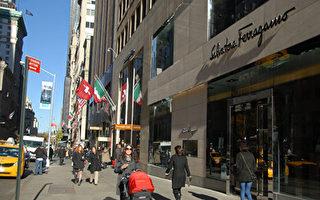 第五大道精华区店铺空置率高达25%