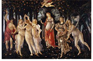 经典名画解读:波提切利的《春》