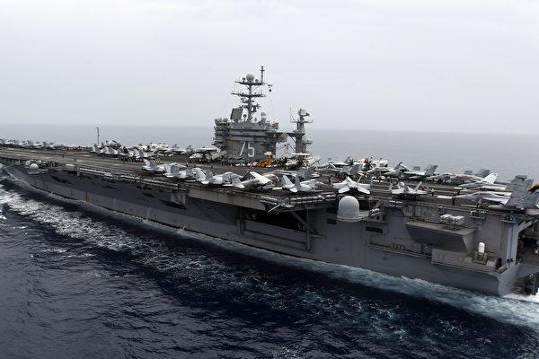杜魯門號航母提前退役?川普不同意