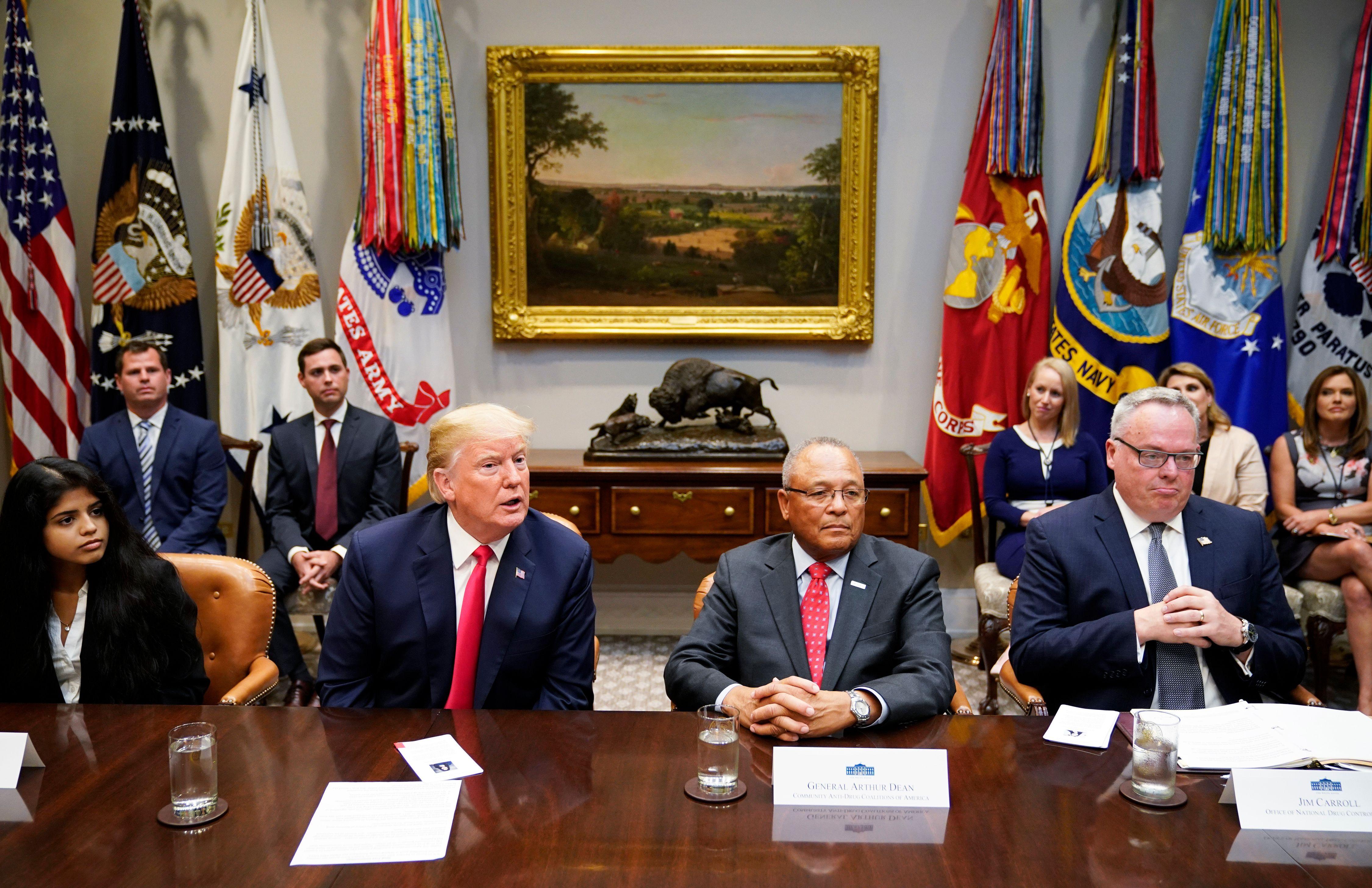 特朗普政府如何倒逼中共 擴大對芬太尼管制
