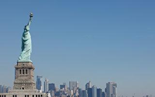 什么? 美国自由女神像原先不是绿色?