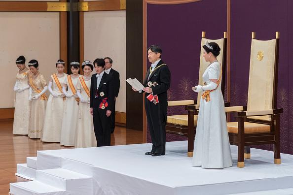 新王德仁即位 日本正式踏入令和時代