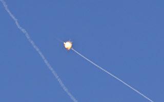 加沙發600枚火箭挑釁 以色列大規模打擊