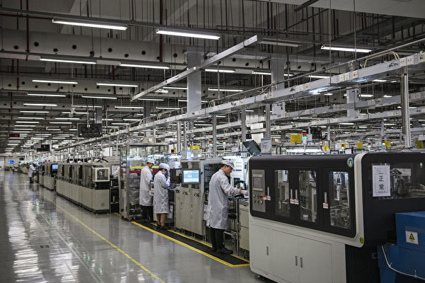 中国芯片短缺涨价潮蔓延 终端电子产品或涨价