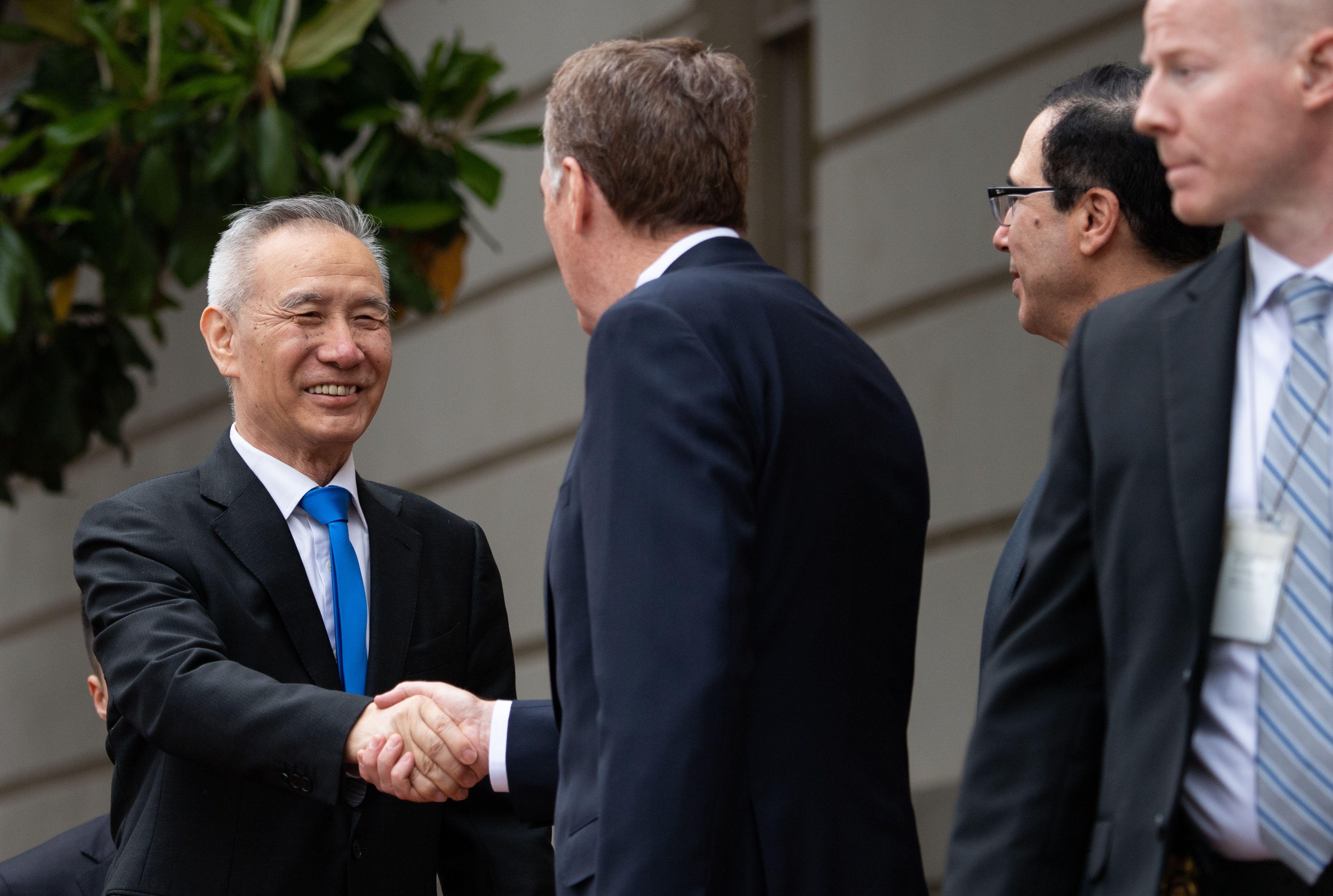 【新聞看點】特朗普:不急談判 劉鶴無功而返?