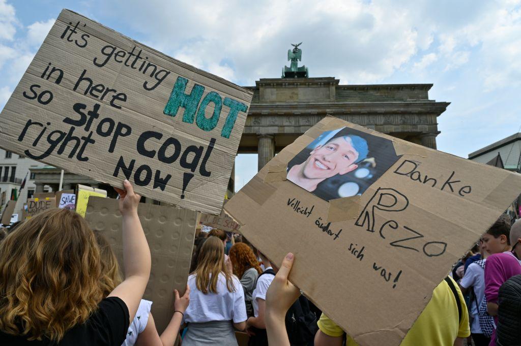 德國26歲網紅扳倒兩大政黨?
