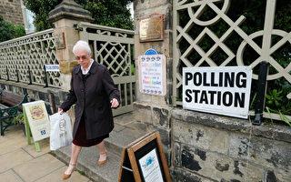 英格蘭地方選舉 保守黨大敗 脫歐是主因