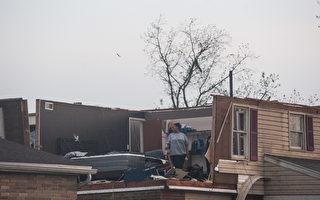 龙卷风侵袭俄亥俄州 500万人受断电影响