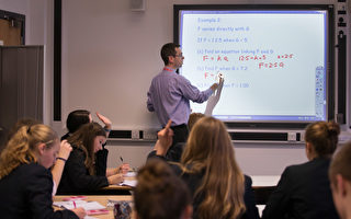 維州數學教師短缺 大多無專業水準