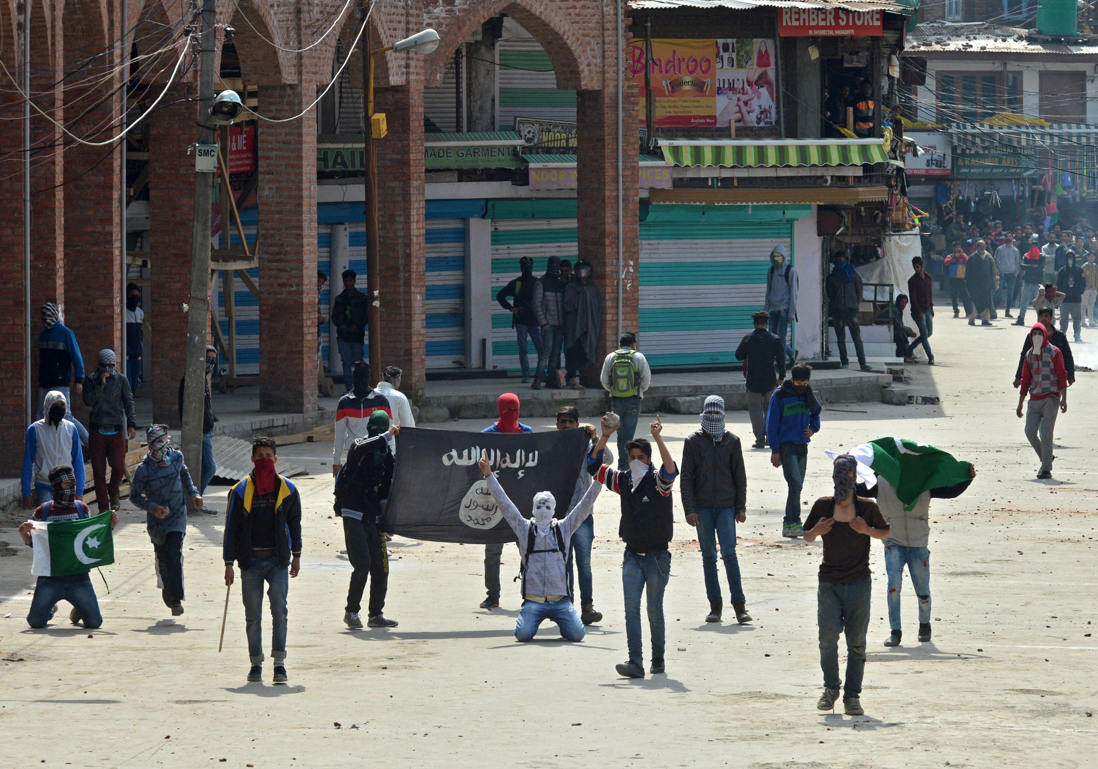 ISIS聲稱在印度建立一個省 專家:荒謬