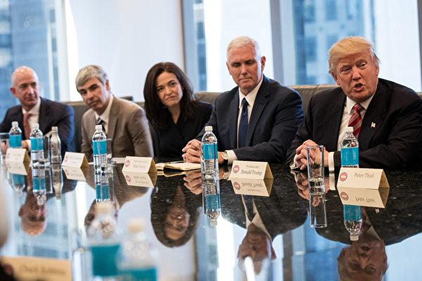 美科技業呼籲特朗普:對中共保持強硬