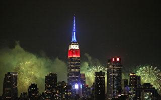 美独立日庆祝盛况或将空前  烟花表演搬迁