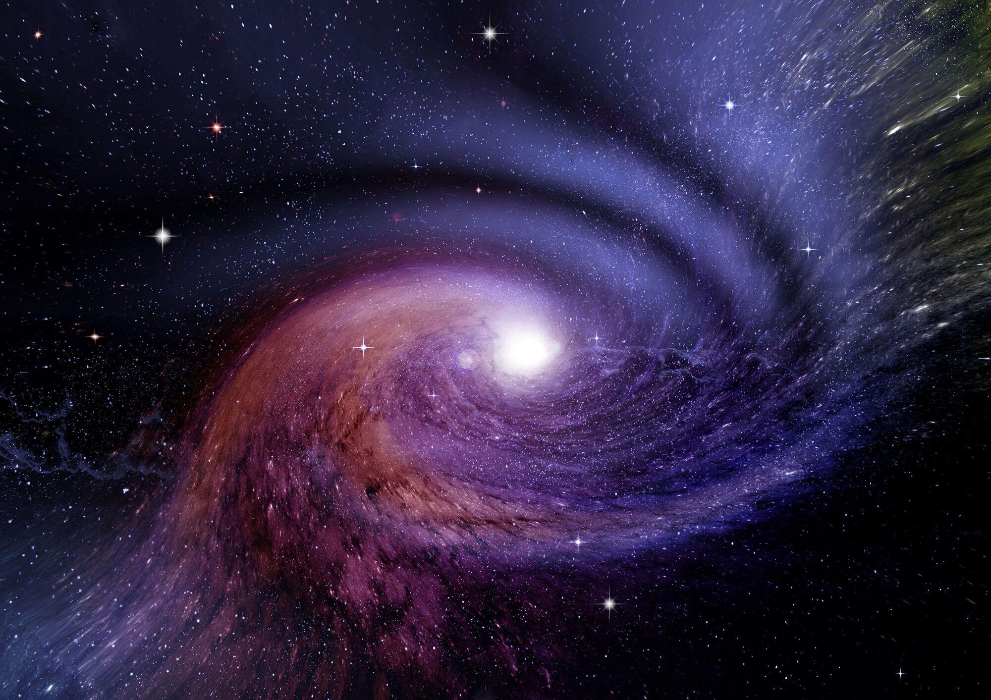 最新發現:一巨大不明天體穿越銀河系