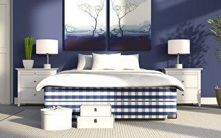 影響睡眠質量的五大臥室設計問題