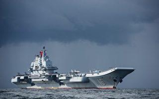 辽宁号北上东海 舰载机接近钓鱼岛 日本监控