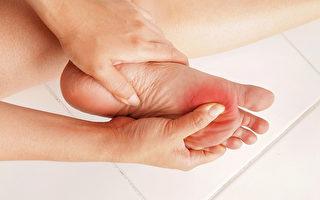 误认险截肢 脚中风和足底筋膜炎 有1个关键区别