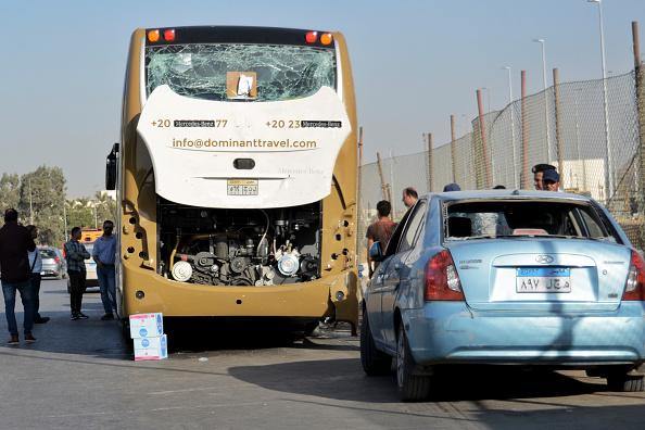 埃及博物館外炸彈爆炸 至少17人傷