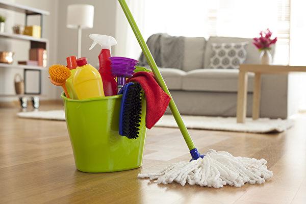 要想預防流感等病毒,居家清潔時怎樣打掃最有效?(Shutterstock)