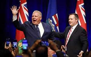 10月聯邦大選 康尼將來安省幫保守黨競選