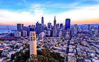 探访旧金山商业中心 从海平面到天际线
