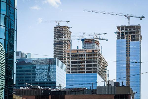 低利率帶旺房市 美建商信心指數創新高