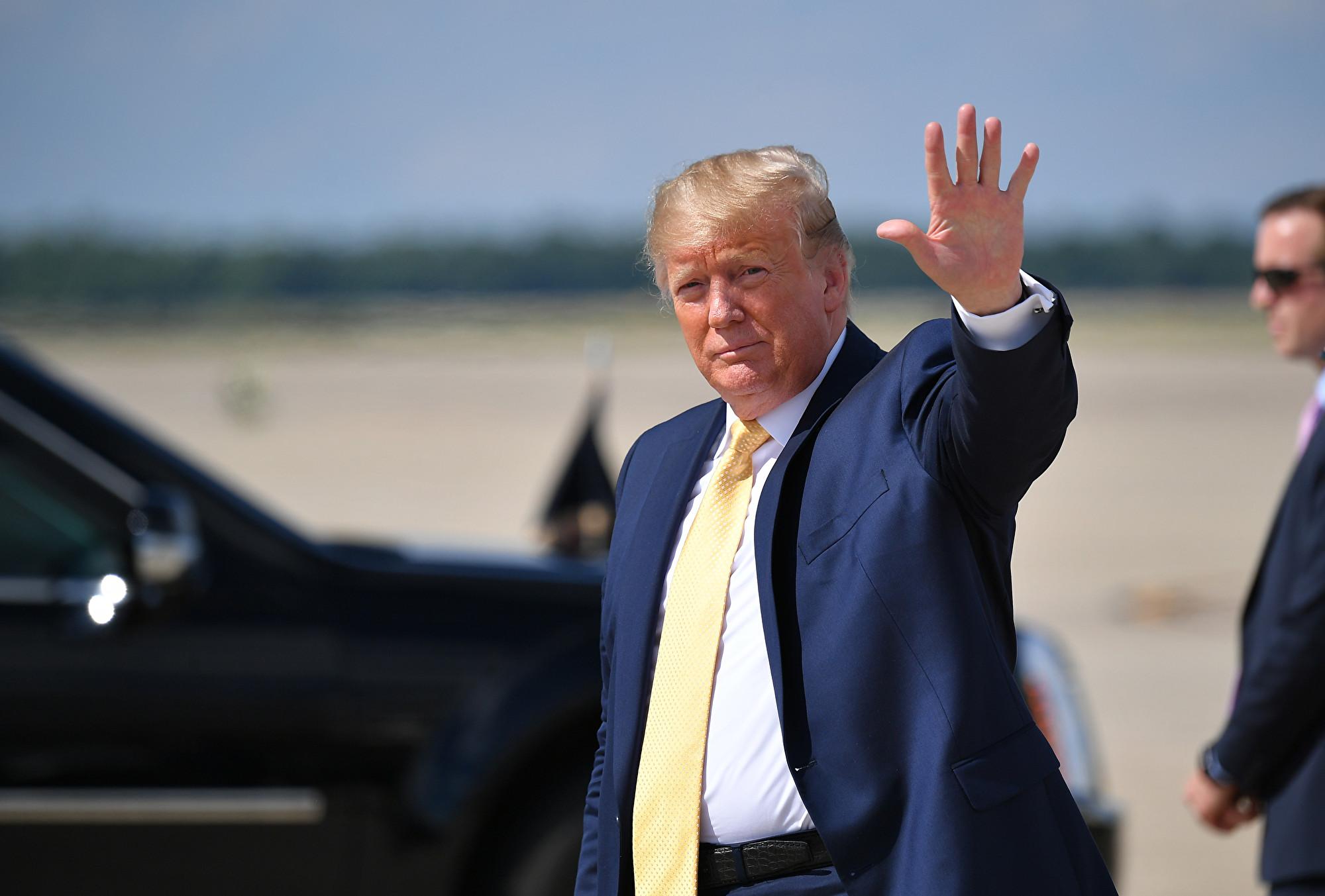 逾600家美公司致信特朗普 支持對華關稅
