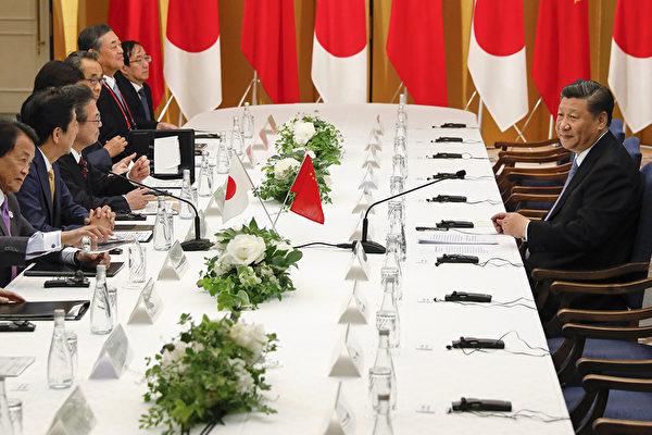 日本宣布习近平访日计划延期