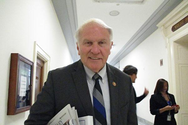 美議員支持台駐美機構更名 籲升AIT處長位階