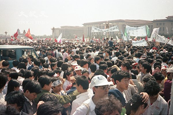 八九.六四回憶錄(之二)一個北京市民的親身經歷