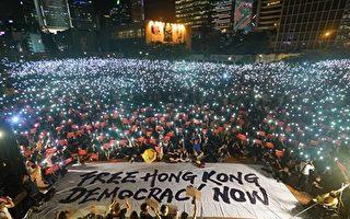 """香港抗争活动持续 """"连侬墙""""遍地开花"""