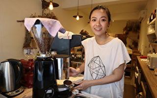巷仔内文青15坪创意咖啡店 每月吸客800人次