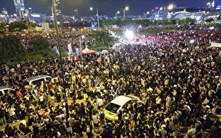 张林:香港人绝地反击