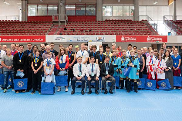 李有甫:喜见新唐人武术欧洲预赛