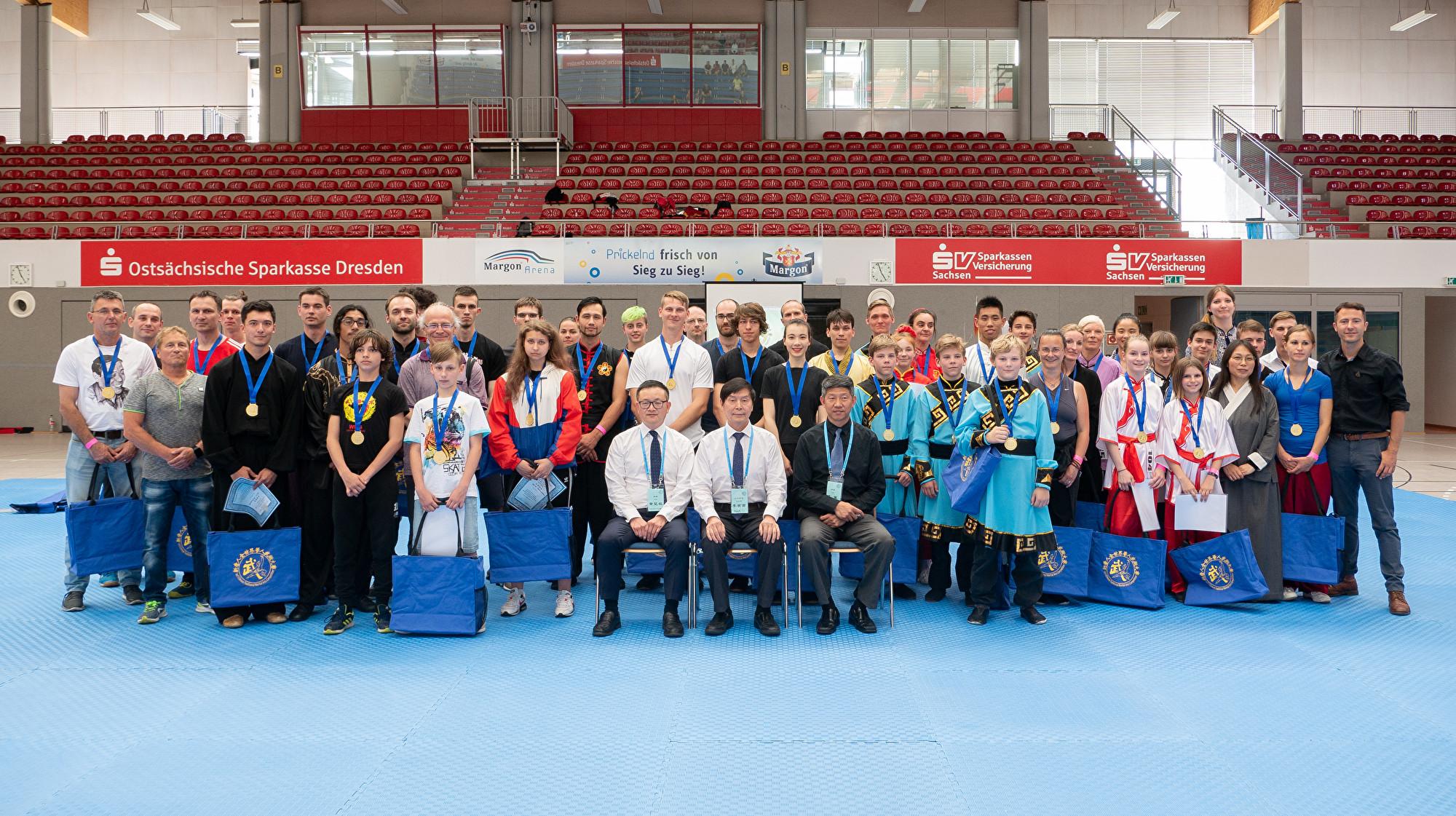 新唐人華人武術大賽歐洲初賽揭曉 25人入圍