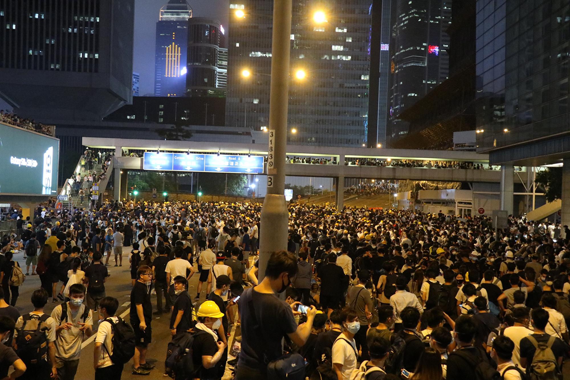 移民律師:香港「逃犯條例」或觸發移民潮