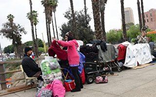 洛縣遊民增12% 達到近5.9萬