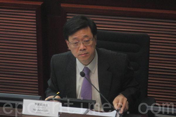 胡少江:港人唾棄為極權制度辯護的保安局長李家超
