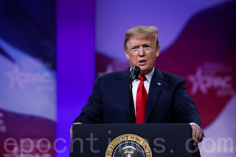 G20習特會前 特朗普:不急於結束貿易戰