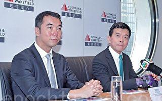 戴德梁行指出:中资退出香港大额物业交易