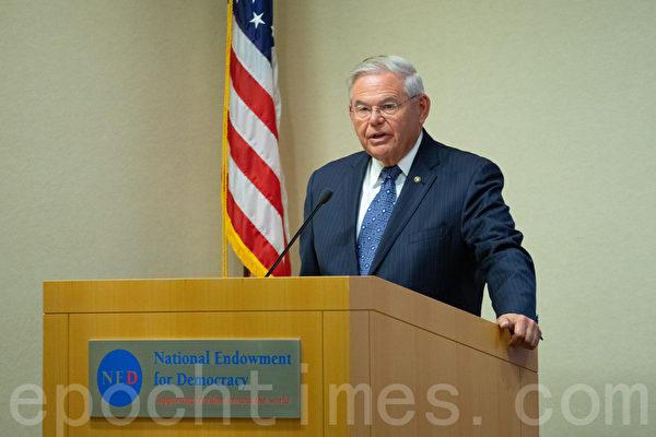 美參院報告籲全球聯合抗擊中共監控審查
