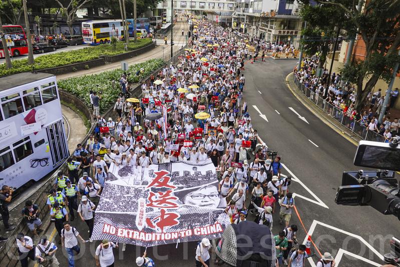 港人發起罷市罷工罷課 逾70校學生連署