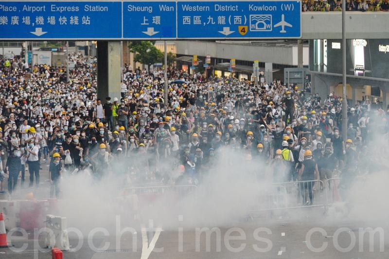 香港局勢緊張 分析:北京欲與林鄭切割