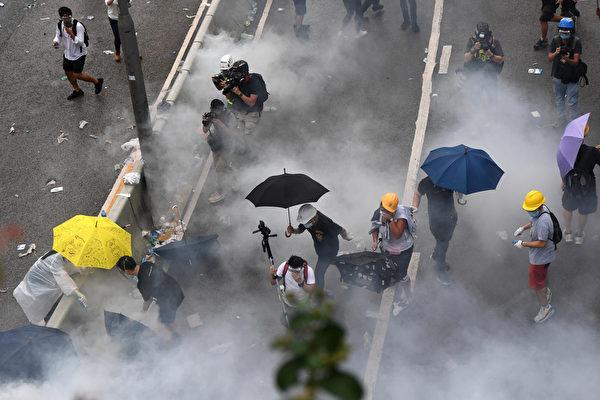 HONG KONG-POLITICS-CHINA