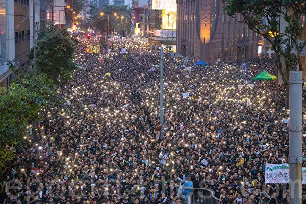 德前驻华大使:香港危机进入紧要关头